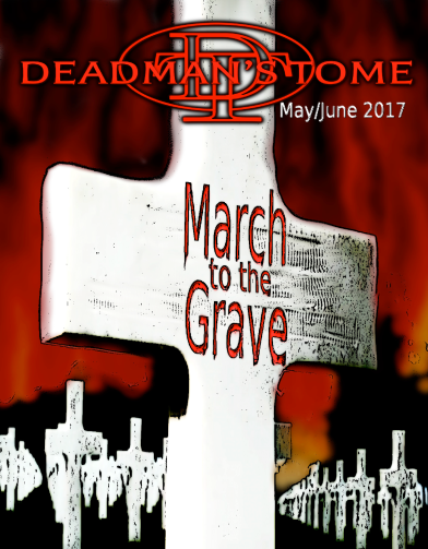 Dead Mans Tome-March to the Grave Cover